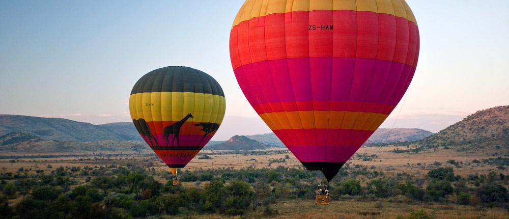Magisches Incentive in den Weiten Namibias